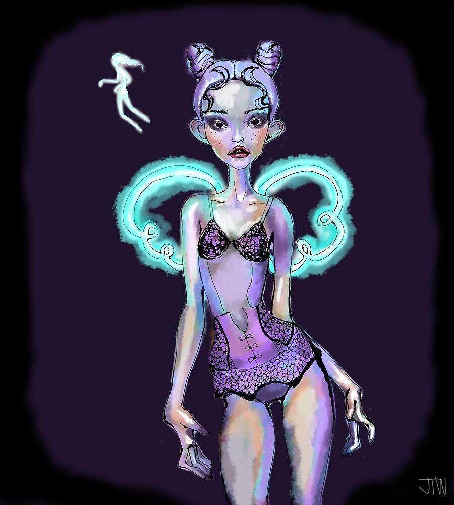 Popovy Fairy by juliawidmaier