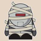 Robo-Mummy by robotrobotROBOT