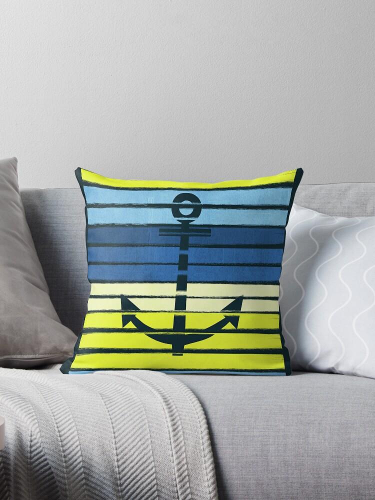 anchor beach theme summer tropical nautical home decor dorm decor