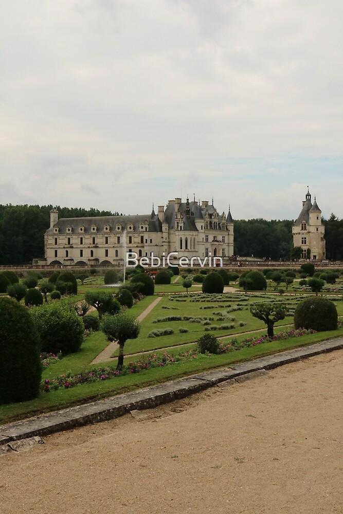 Europe, France, Loire, Castles, Chenonceau, Garden, Photography, BebiCervin by BebiCervin