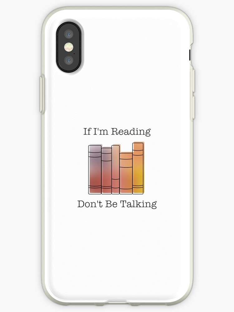 If I'm Reading, Don't Be Talking — Sunset by writerofprompts