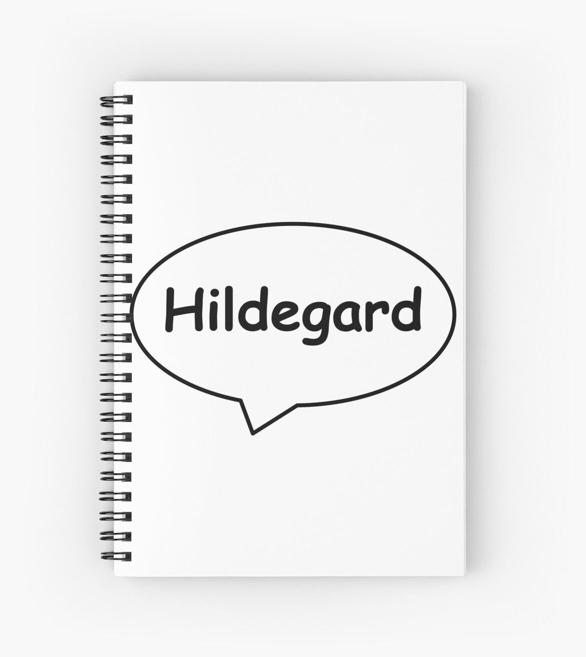 Balloon Name Hildegard by PM-Names