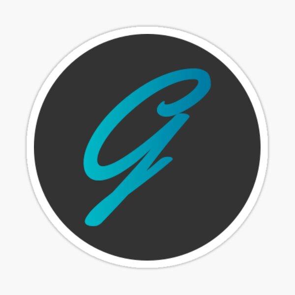 GhostBSD G logo Sticker