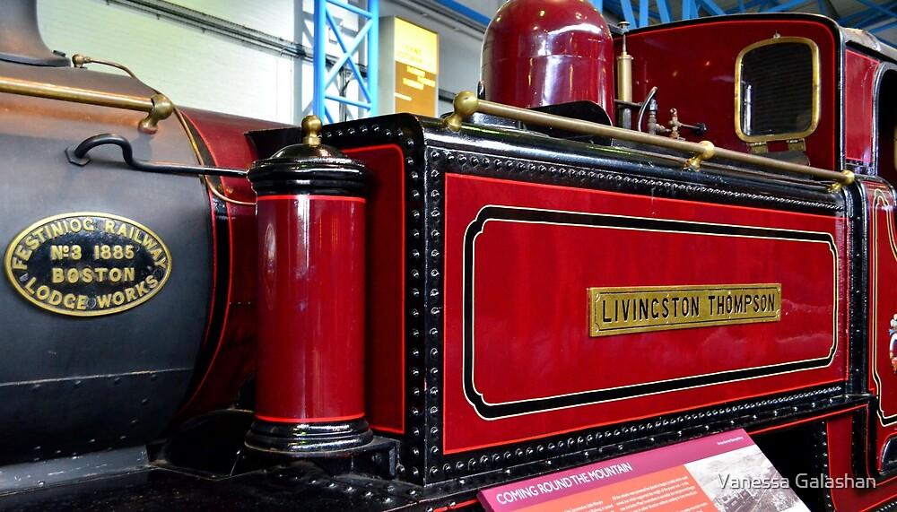 The Livingston Thompson by Vanessa Galashan