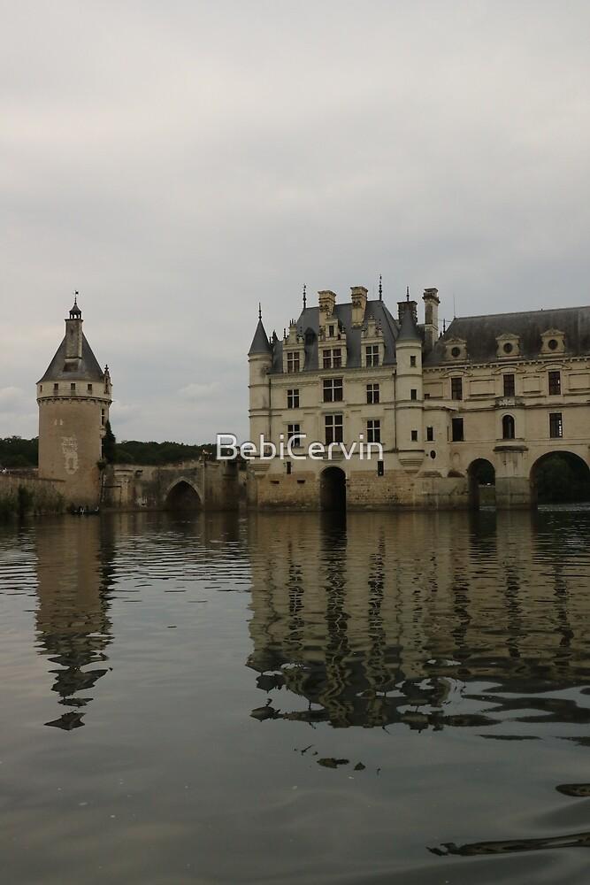 Europe, France, Loire, Castles, Chenonceau, Water, Photography, BebiCervin by BebiCervin