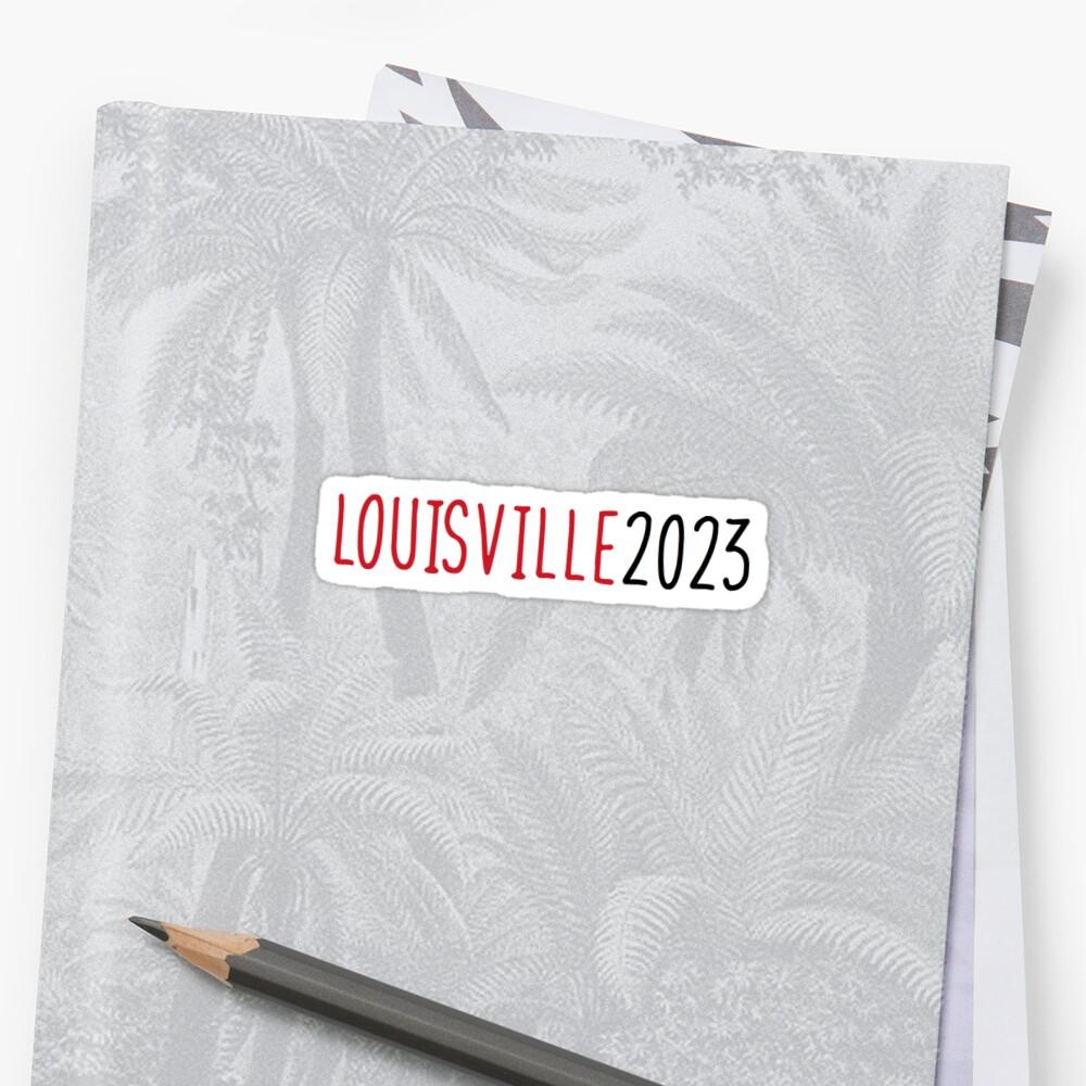 louisville 2023 by clairekeanna