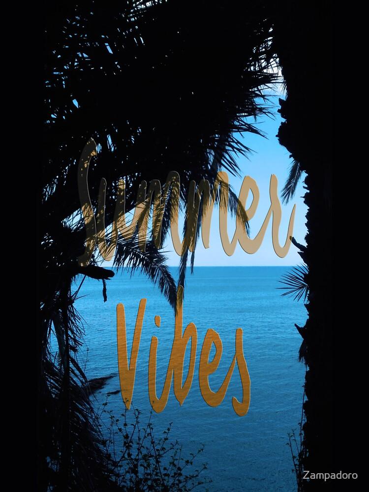 Summer Vibes by Zampadoro