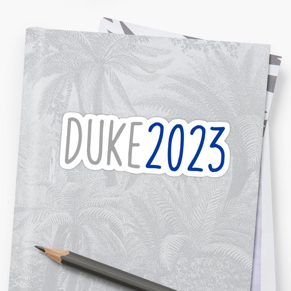 duke 2023 by clairekeanna