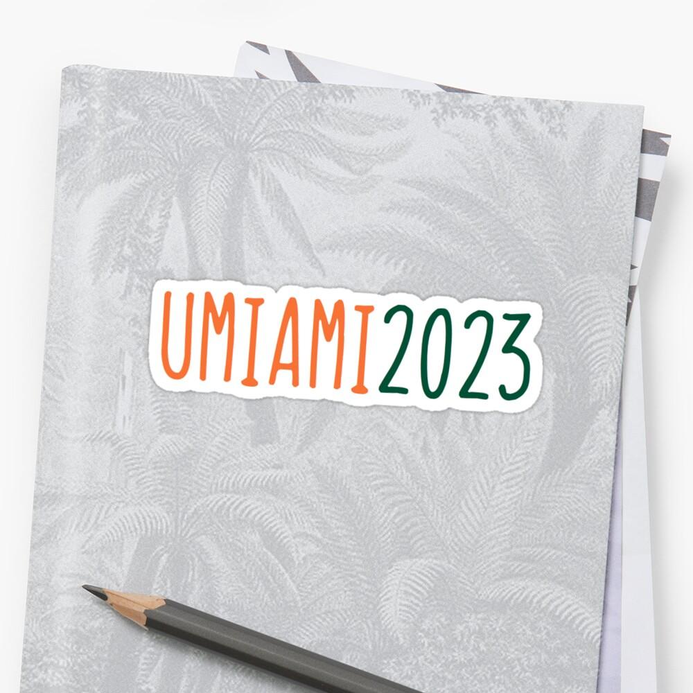 umiami 2023 by clairekeanna