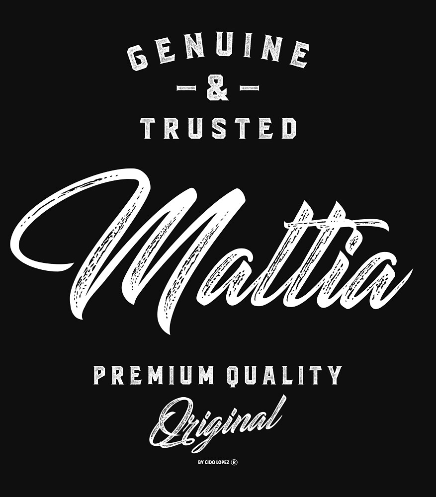 Mattia Genuine and Trusted by zepolodic