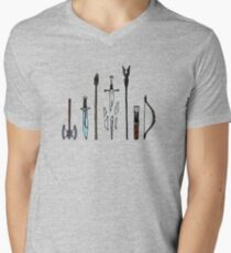 The Lord of the Rings Men's V-Neck T-Shirt