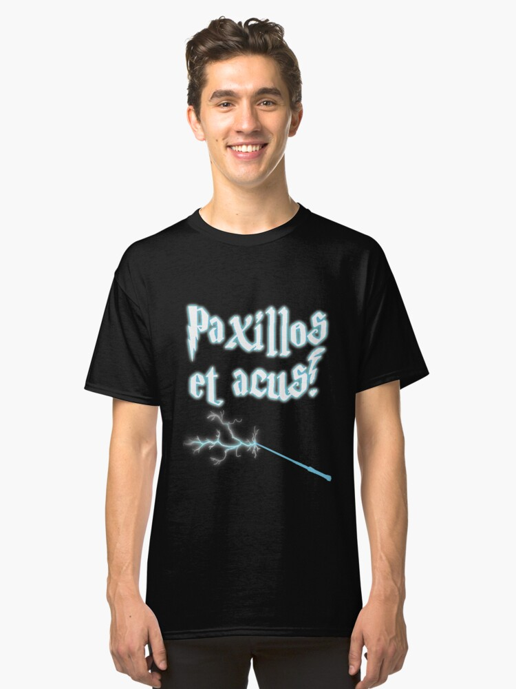 Pins and Needles (crap curse) THIS ARTWORK IS ALSO AVAILABLE ON OTHER MERCHANDISE Classic T-Shirt Front