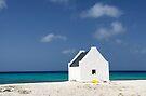 Slave Hut, White Slave Beach, Bonaire by Kasia-D
