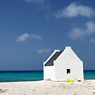 Slave Hut, White Slave Beach, Bonaire by Kasia-D