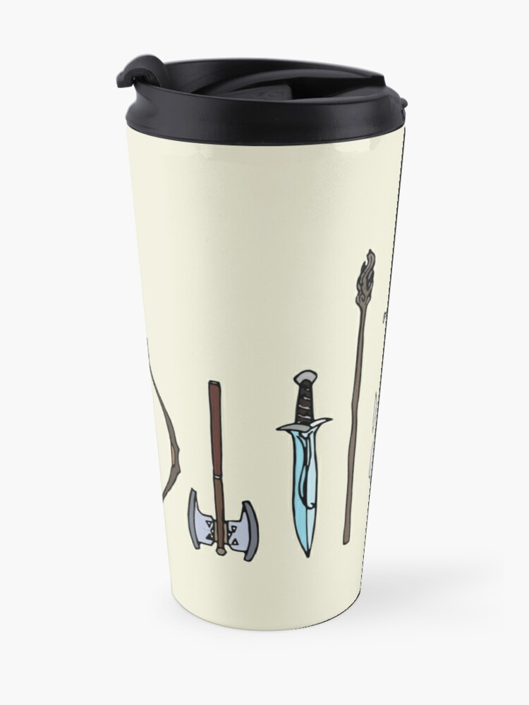 Alternate view of The Lord of the Rings Travel Mug