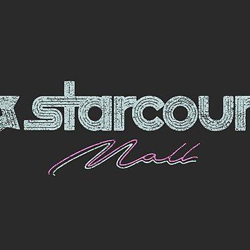 Starcourt Mall, Hawkins Indiana by fandemonium