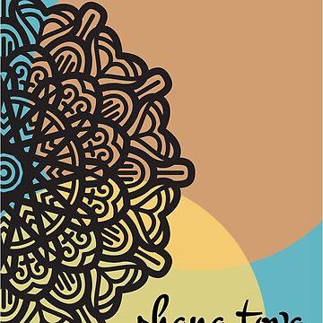 Shana tova stickers for Jewish new year: Synagogue giveaway for Rosh Hashanah Yom Kippur  by undainty