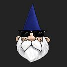 Coolest Gnome in Town by Jacob Thomas