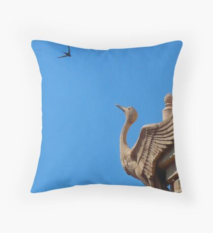 The impossible dream.... Throw Pillow