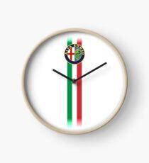 Reloj Alfa Romeo Italy stripe