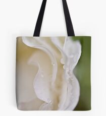 The hem of the bride's frock Tote Bag