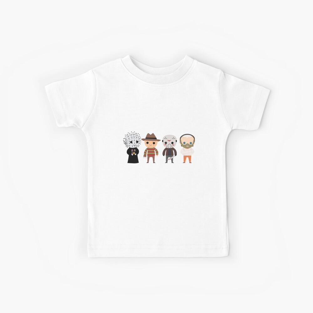 The Horror Club Kids T-Shirt