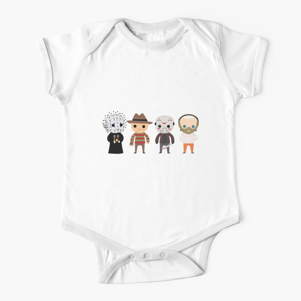 The Horror Club Baby One-Piece