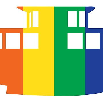 Rainbow Logo by aquabus