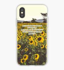 Vinilo o funda para iPhone Jeremiah Sunflowers