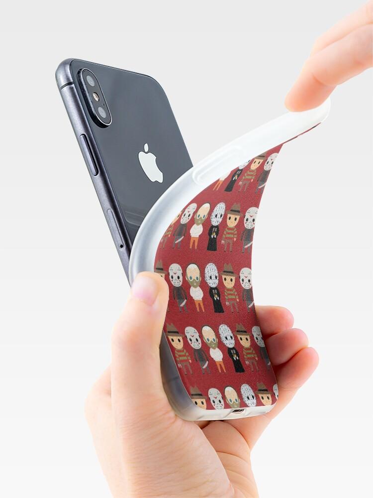 Alternative Ansicht von Der Horror-Club iPhone-Hülle & Cover