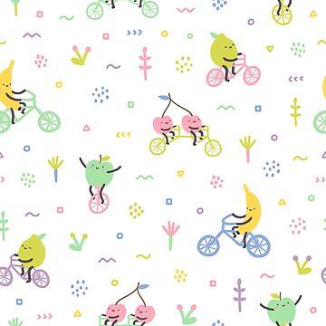 Fruits cycling by kondratya