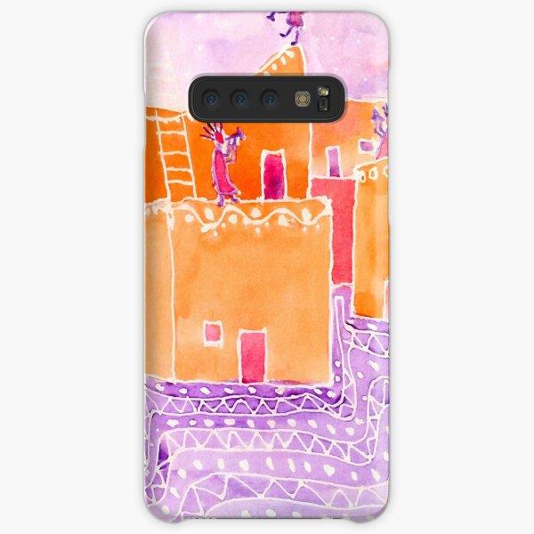 Santa Fe Christmas Kachina  Samsung Galaxy Snap Case