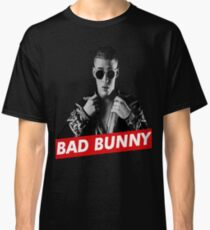 Camiseta clásica Bad Bunny