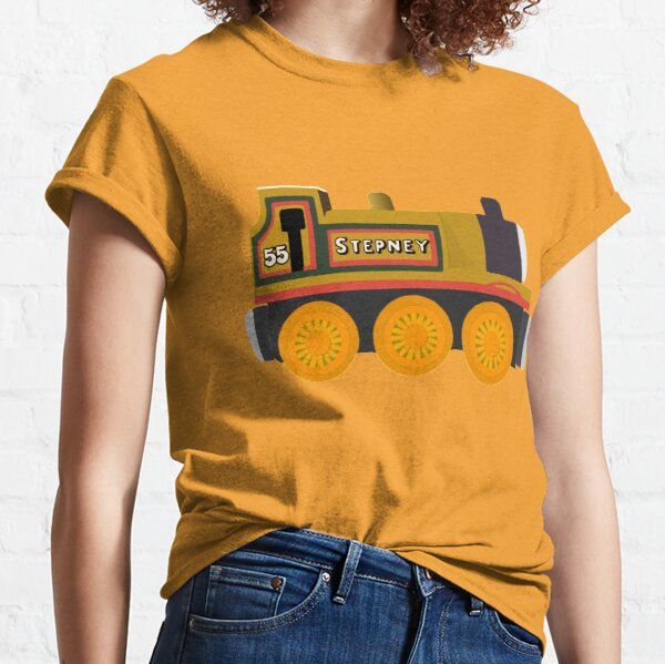 Stepney - Wooden Train Toy Classic T-Shirt