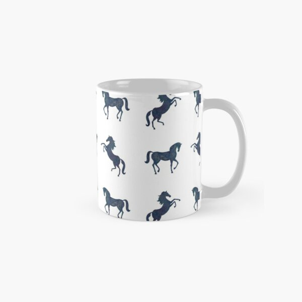 Where the blue horses run Classic Mug