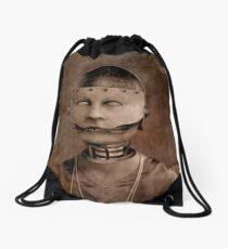 Welcome Home Henrietta Drawstring Bag