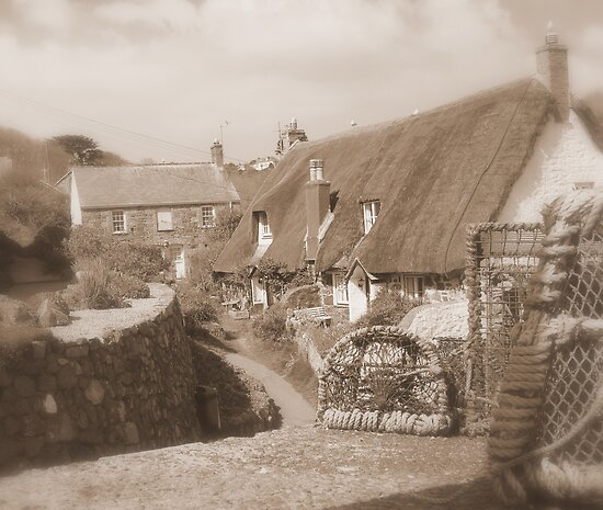 Cornwall: Step Back in Time at Cadgwith Cove by Rob Parsons (Just a Walker with a Camera)
