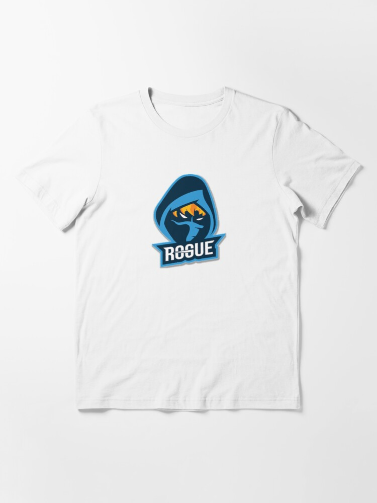 Alternate view of Rogue Logo Essential T-Shirt