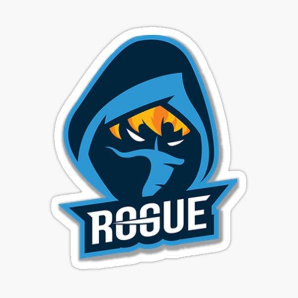 Rogue Logo Pegatina