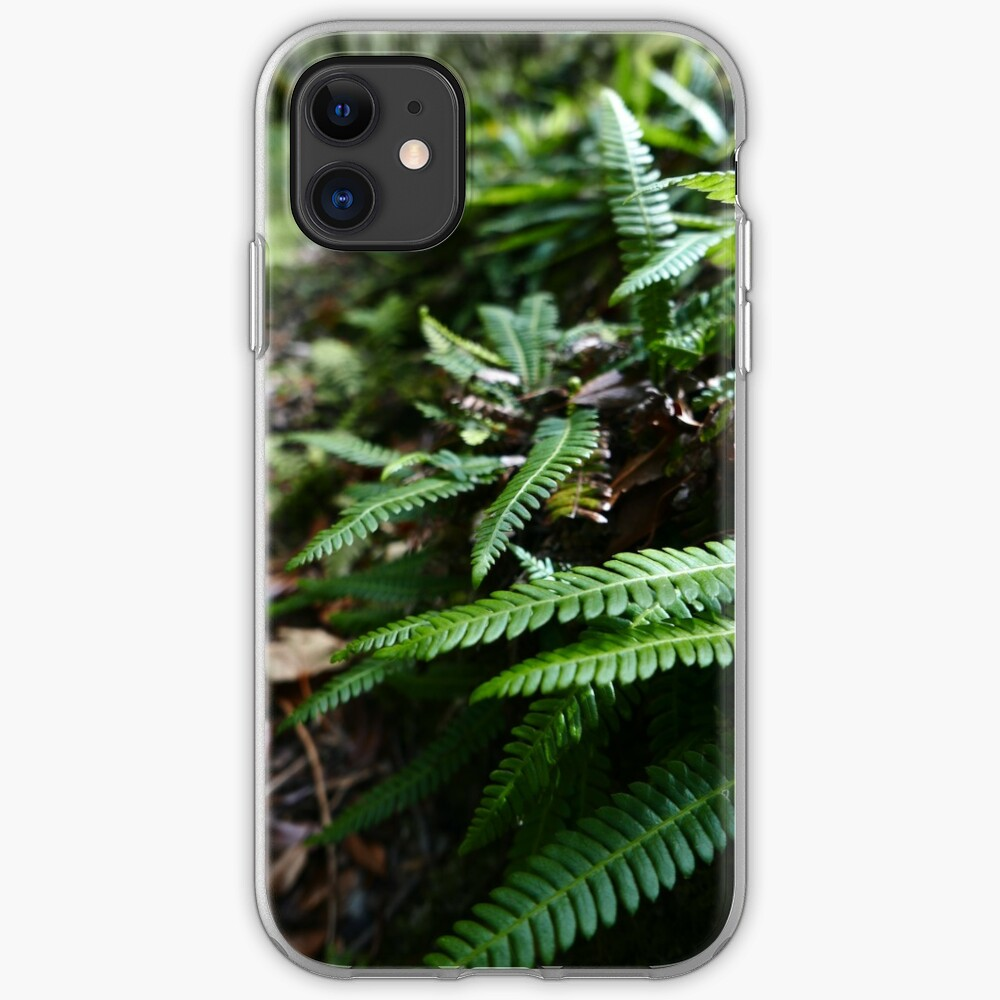 Hard Fern (Blechnum spicant) iPhone Case & Cover