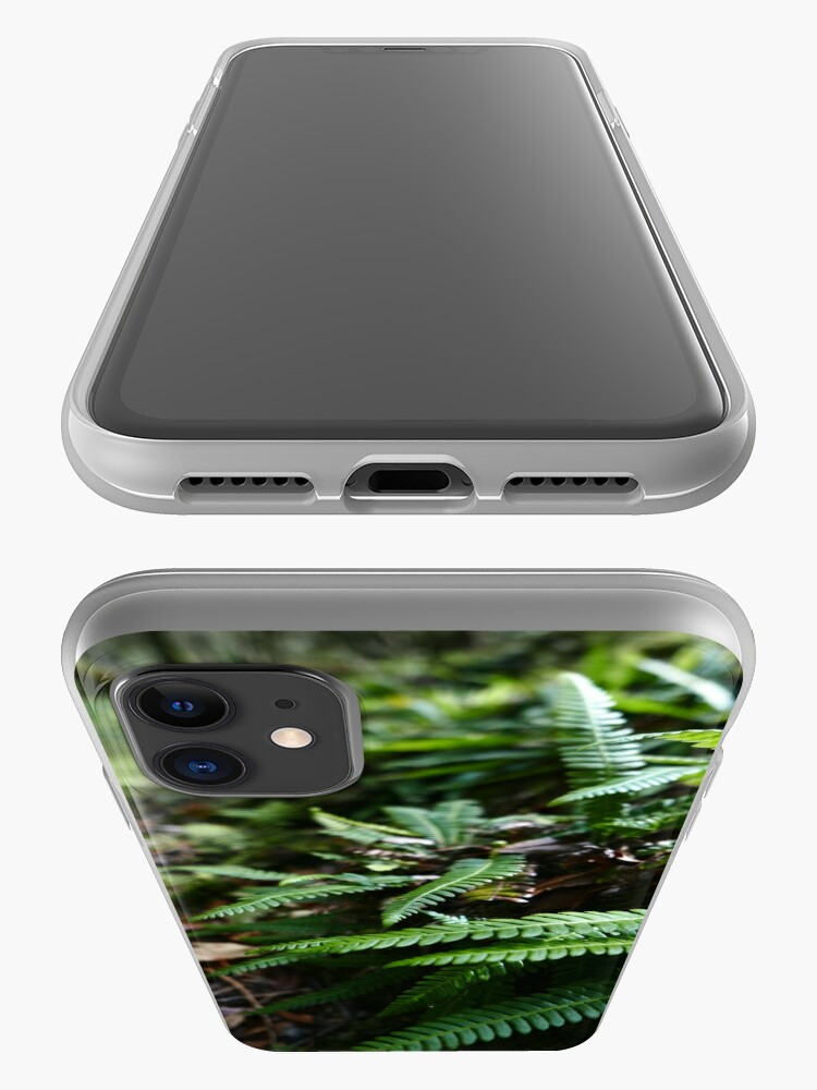 Alternate view of Hard Fern (Blechnum spicant) iPhone Case & Cover