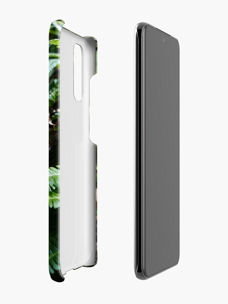 Alternate view of Hard Fern (Blechnum spicant) Case & Skin for Samsung Galaxy