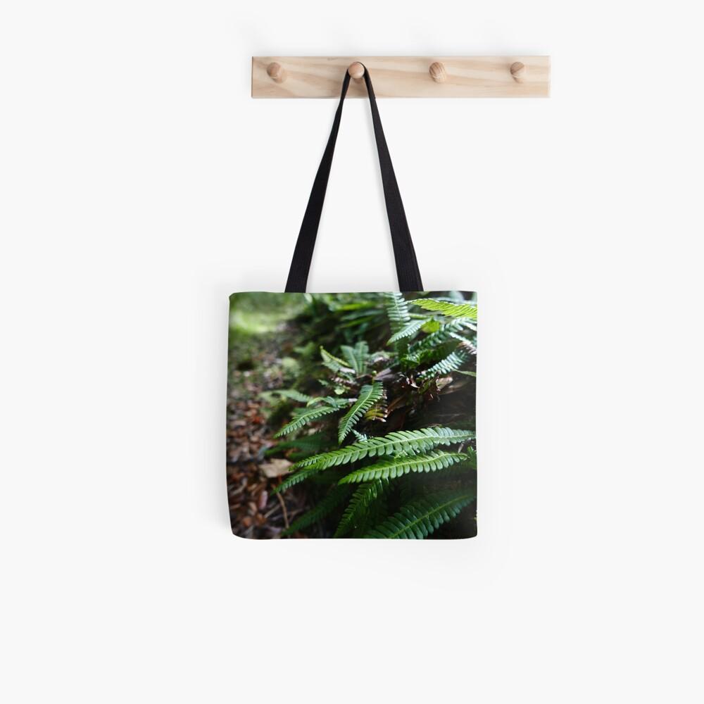 Hard Fern (Blechnum spicant) Tote Bag