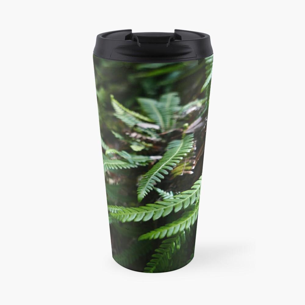 Hard Fern (Blechnum spicant) Travel Mug