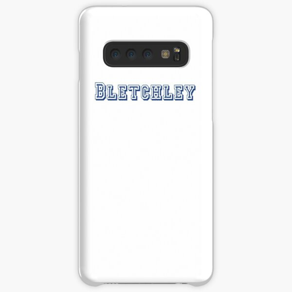 Bletchley Samsung Galaxy Snap Case