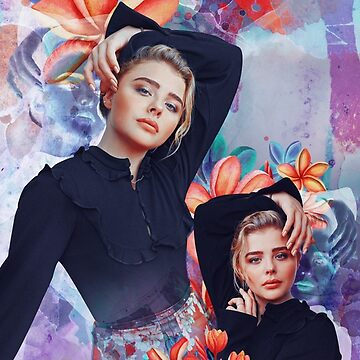 Design - Chloë Moretz by GraphicallyS