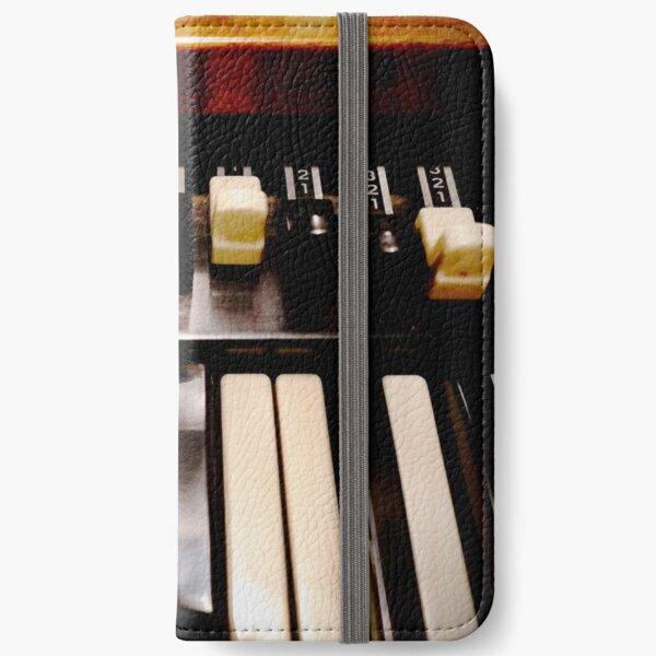 Hammond B3 Organ iPhone Wallet