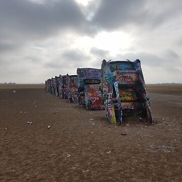 Cadillac Ranch by DepthBeyond