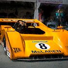 McLaren M8F by Stuart Row