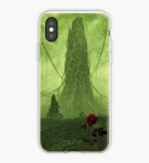 The Tower and the Rose iPhone Case